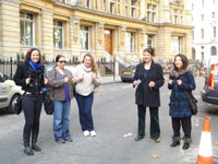 Dowsing in London