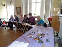 Advanced dowsing course - dowsing for health